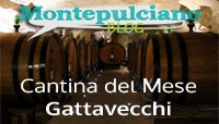 Gattavecchi la cantina del mese - Montepulciano Blog